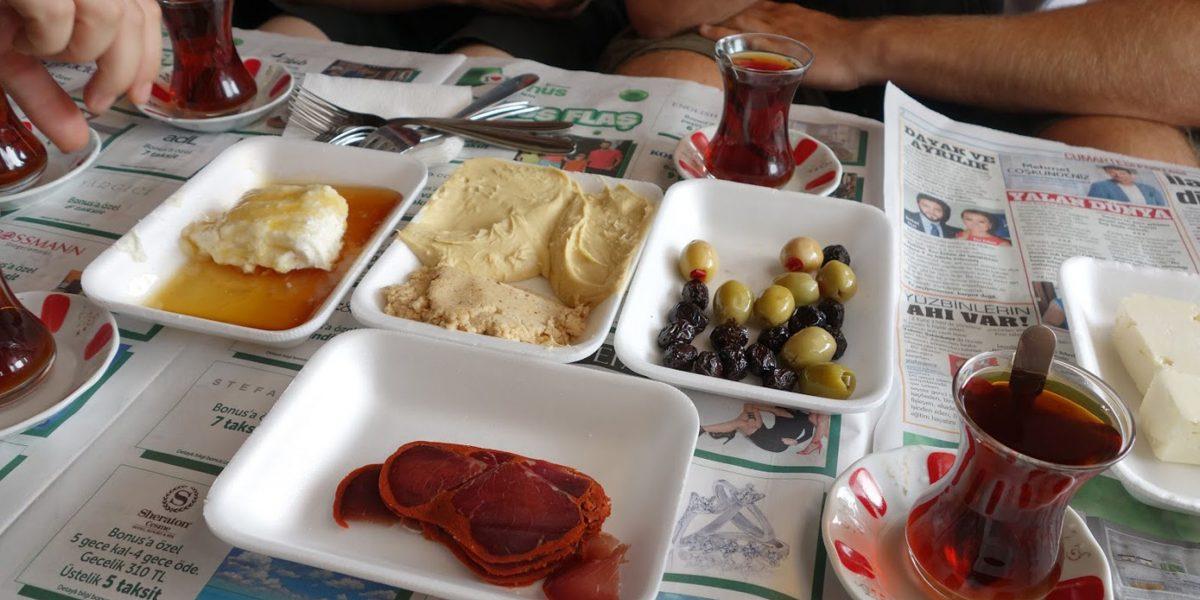 Food-ilicous Istanbul!