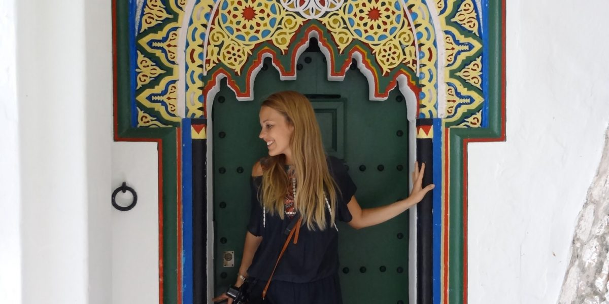 Salam Tanger. Hallo Marokko.