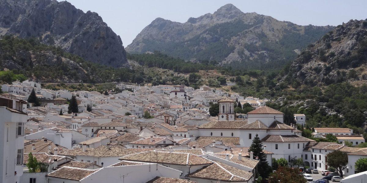 Die weißen Dörfer