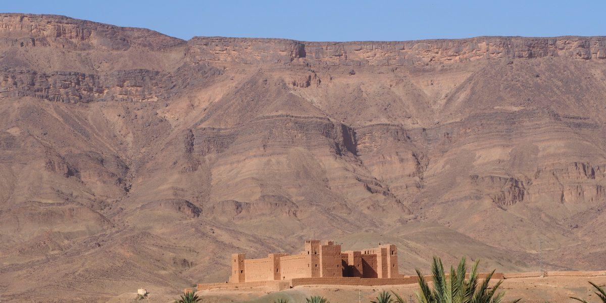 Vom hohen Atlas zum Tor der Wüste