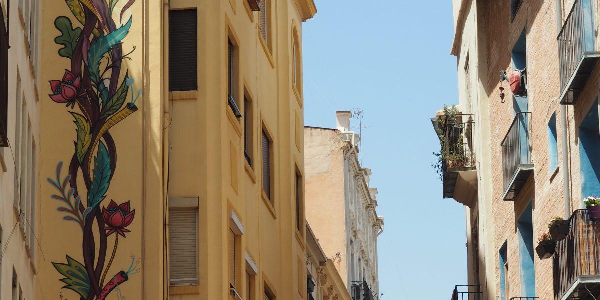 Valencia. Eine Liebesgeschichte.