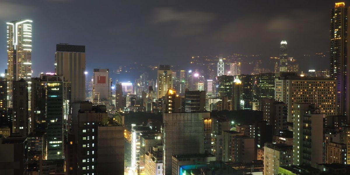 Nächster Halt: Hongkong!