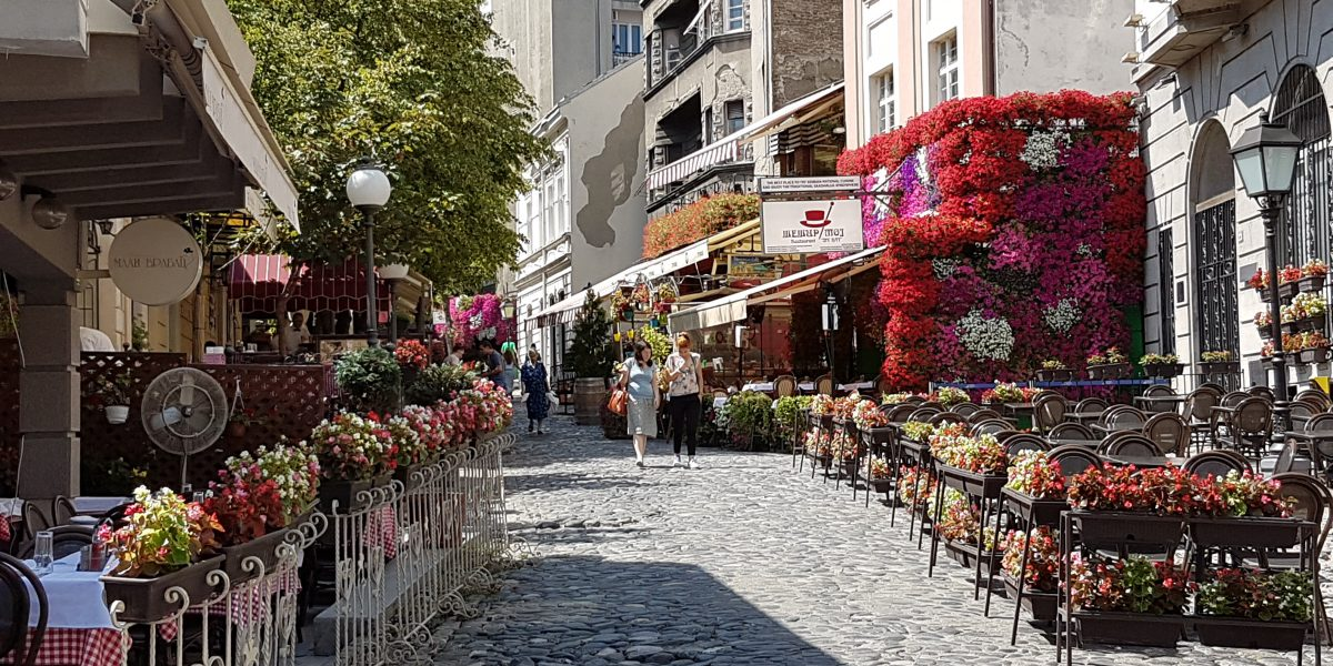 Belgrad. Belle Grad.