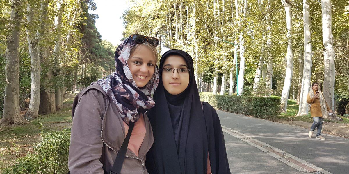 Salaam Teheran!