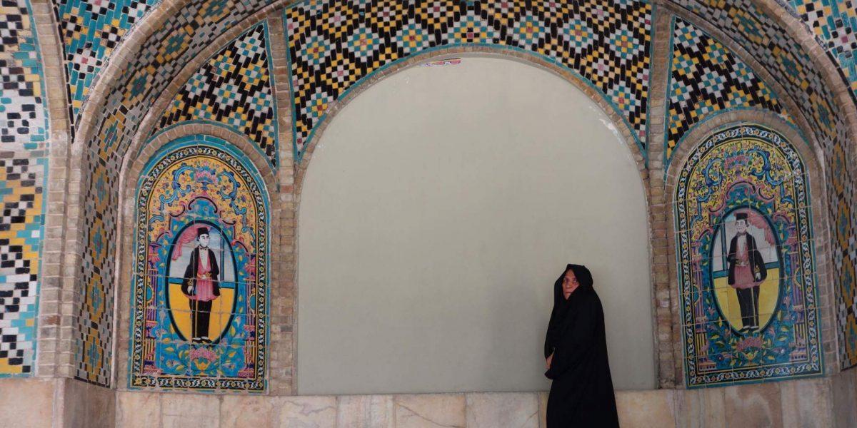 Von glitzernden Palästen & strahlenden Reiseengeln in Teheran!