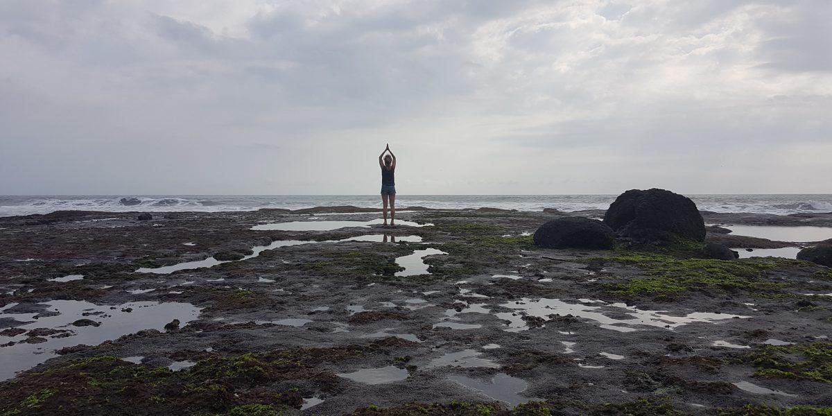 Ein holpriger Start in Bali.