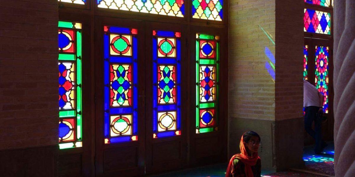 Die Magie von Shiraz.