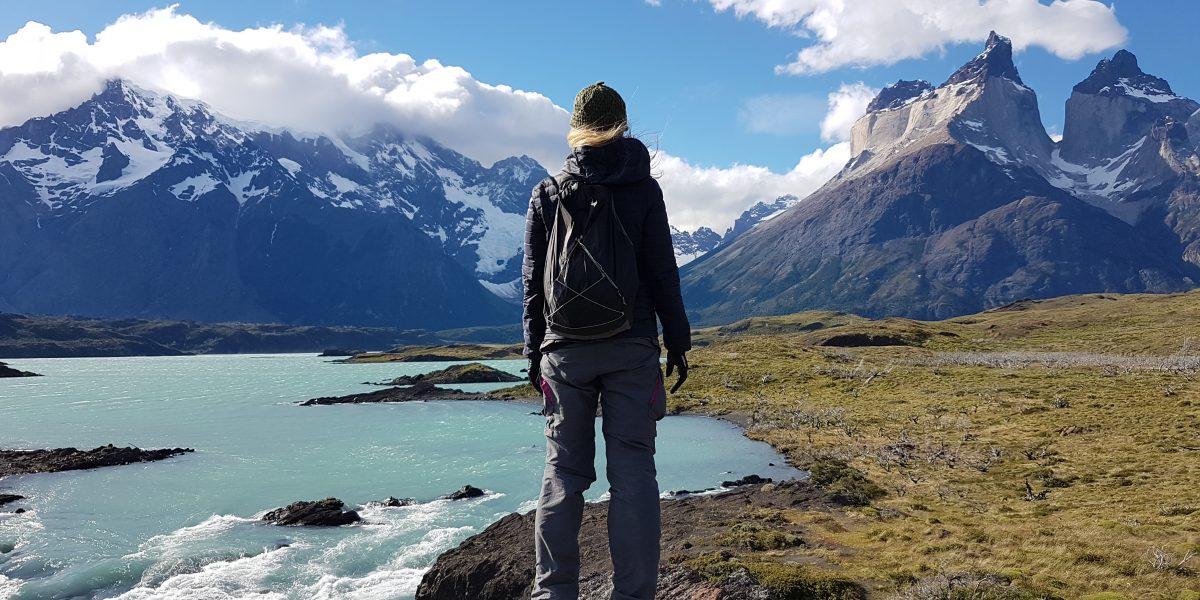 W wie Wildnis im Torres del Paine.