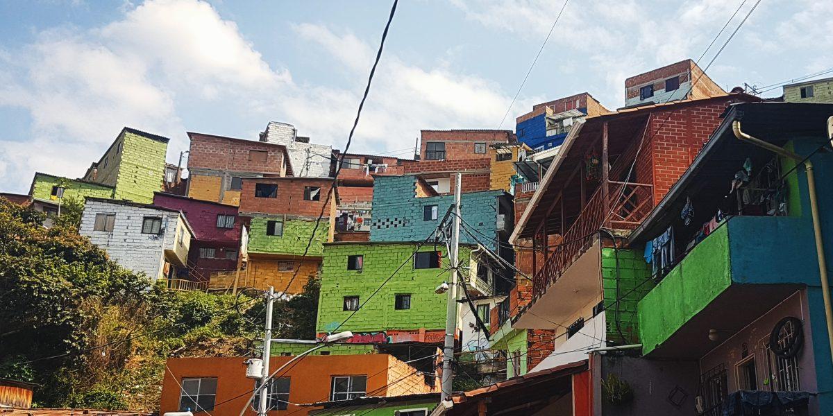 Das vergessliche Medellin.